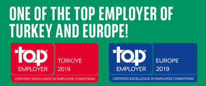 one of the top employer of turkey and europe